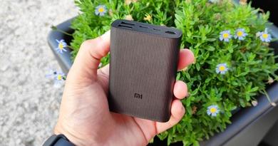 La nueva Mi Power Bank 3 Ultra Compact de Xiaomi.
