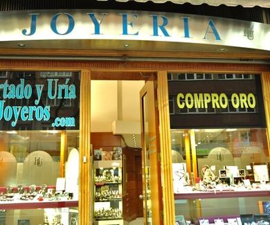 Nuestra Joyeria en Bilbao