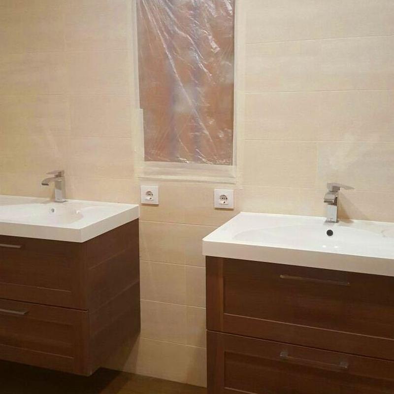 Reforma de baño completo, Colmenar Viejo