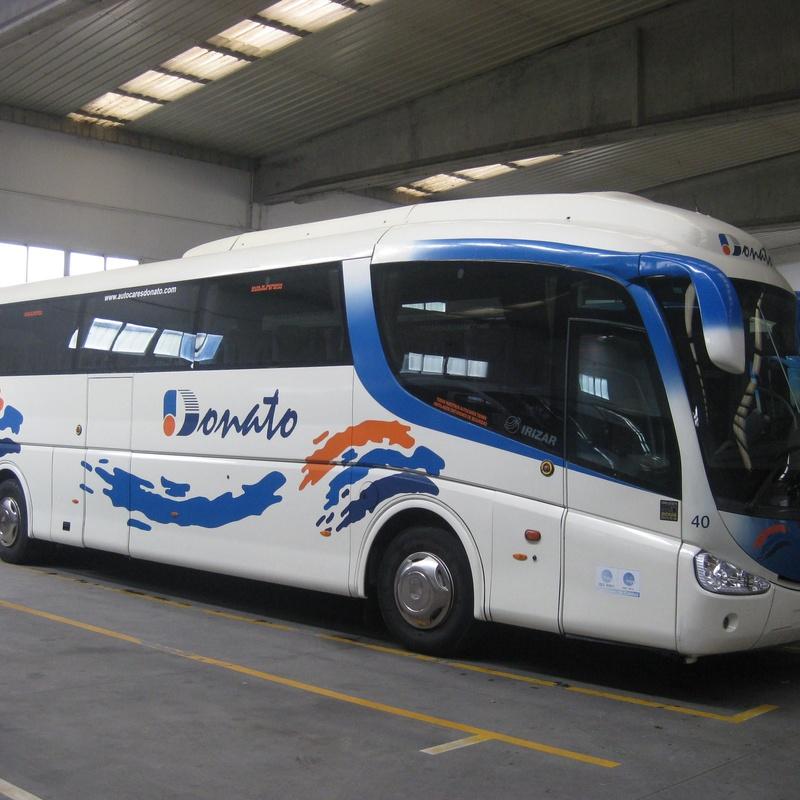 Bus 40 de 55 plazas