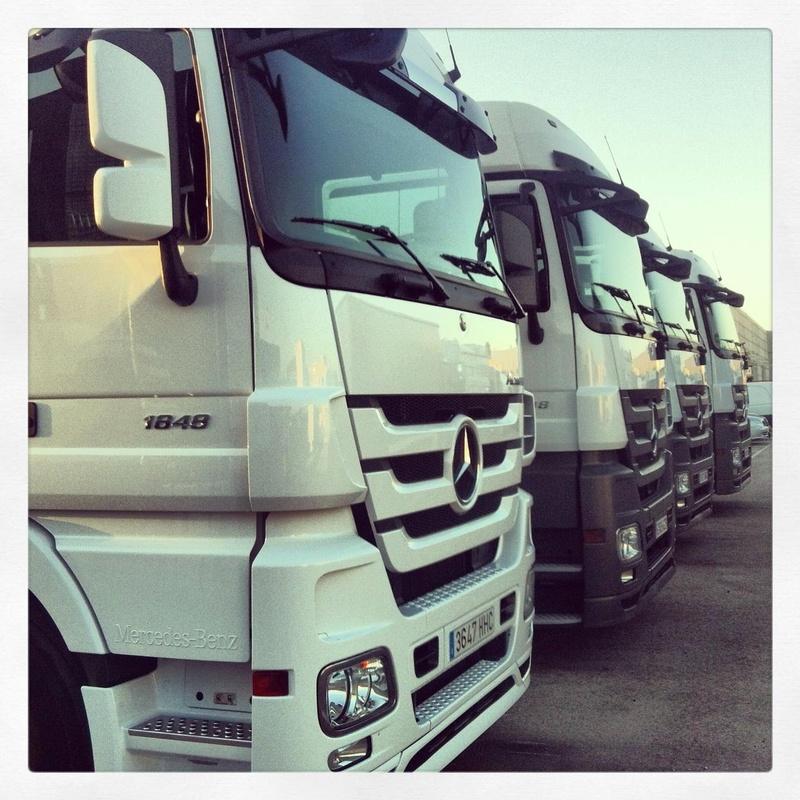 Transporte: Productos y servicios de Repal - Palets Cuenca, S.L.