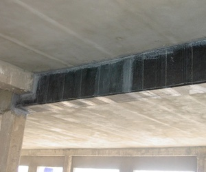 Reparaciones y refuerzos de estructuras