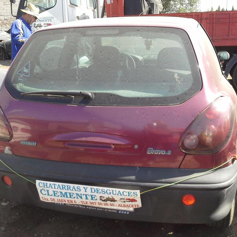 Fiat Bravo en desguaces Clemente en Albacete