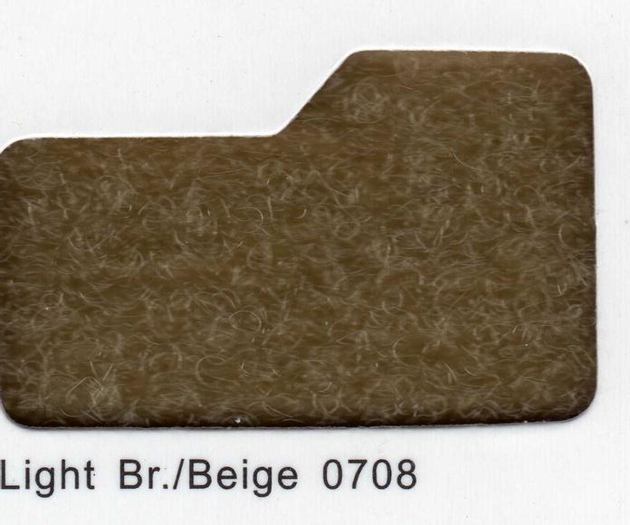 Cinta de cierre Velcro-Veraco 100mm Beige 0708 (Gancho).