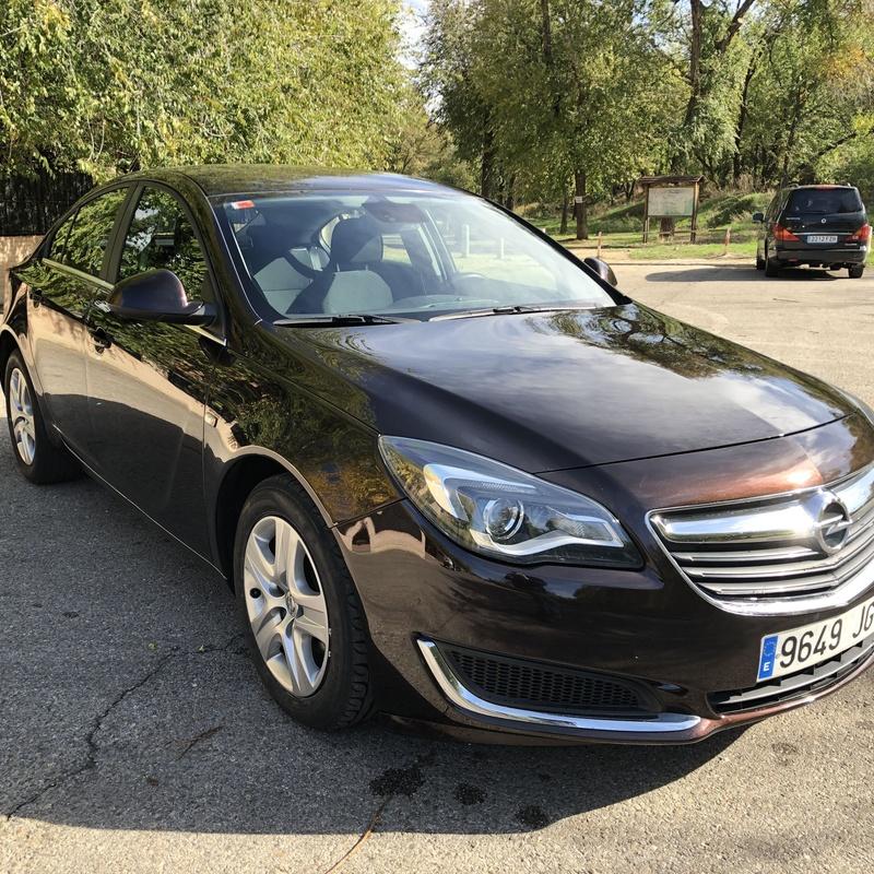 Opel Insignia 2.0 CDTI 130 cv Selective Automático:  de M&C Cars
