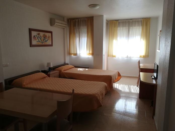 Nuestro Complejo: Apartamentos e instalaciones de Arrixaca Apartamentos Turísticos