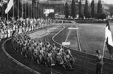 Hace 57 años se celebraron los primeros Juegos Paralímpicos