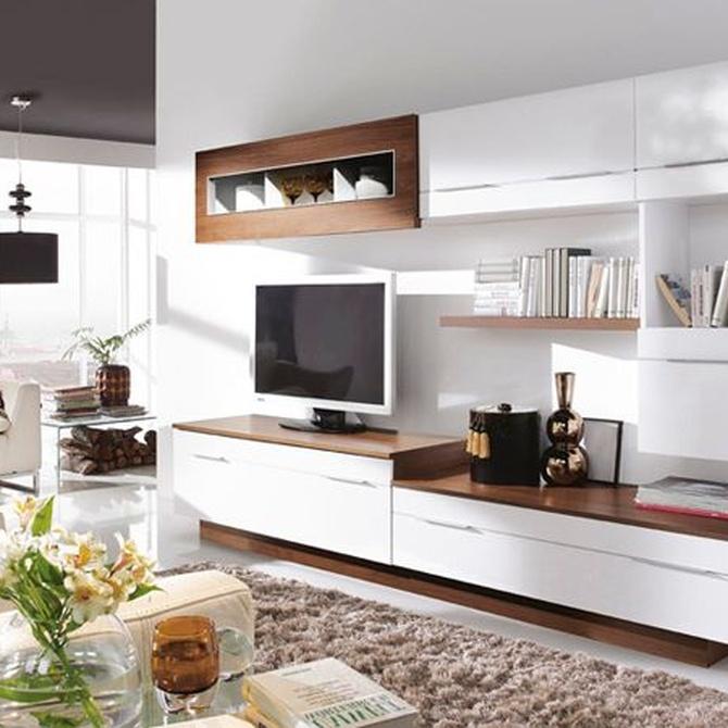 Consejos decorativos para tu salón