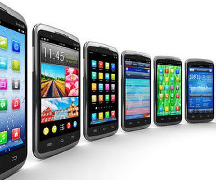 reparación de móviles en Guadalajara
