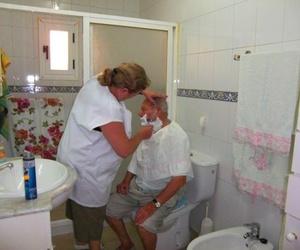 Atención a personas dependientes. Servicio de Ayuda a Domicilio