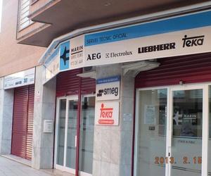 Servicio Técnico Oficial de: AEG, Amana, Corberó, Electrolux, Küppersbusch, Liebherr, Smeg, Teka y Zanussi.