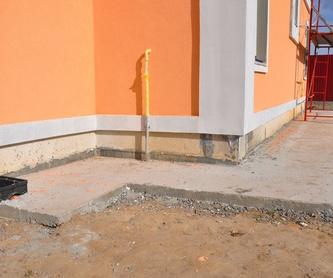 Rehabilitación de fachadas: Servicios de Façanes Ferrán Sánchez