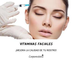 Vitaminas faciales