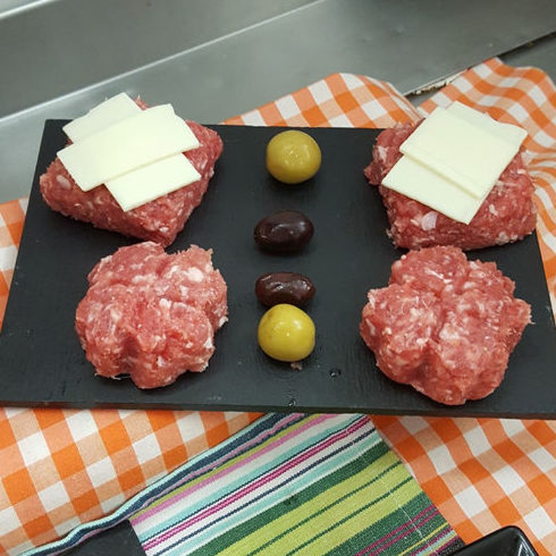 Hamburguesas de carne y vegetales: Productos de Carnisseries Miró