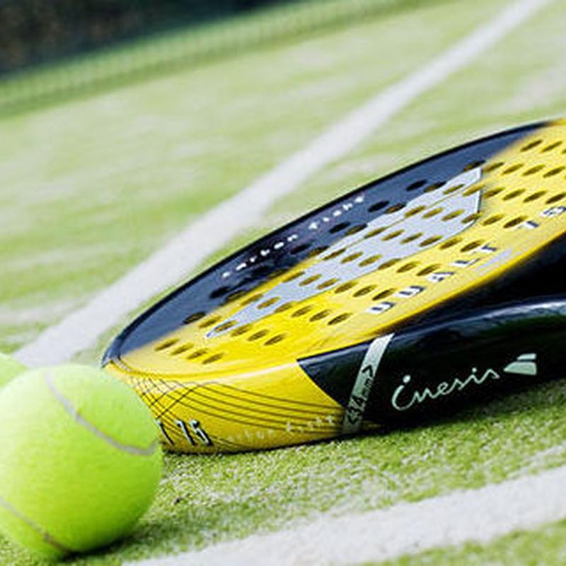Pádel: Servicios de Club de Tenis Buenavista Benissa
