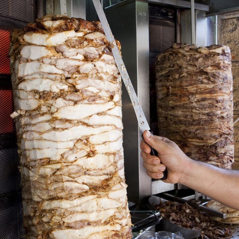 Menús: Carta de Döner Kebab Turco