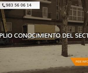 Transportes y mudanzas en Valladolid | Mudanzas Jacinto Amor