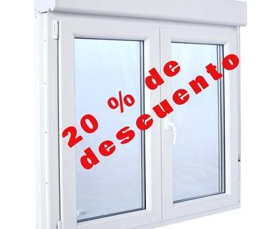 Promoción ventanas de PVC