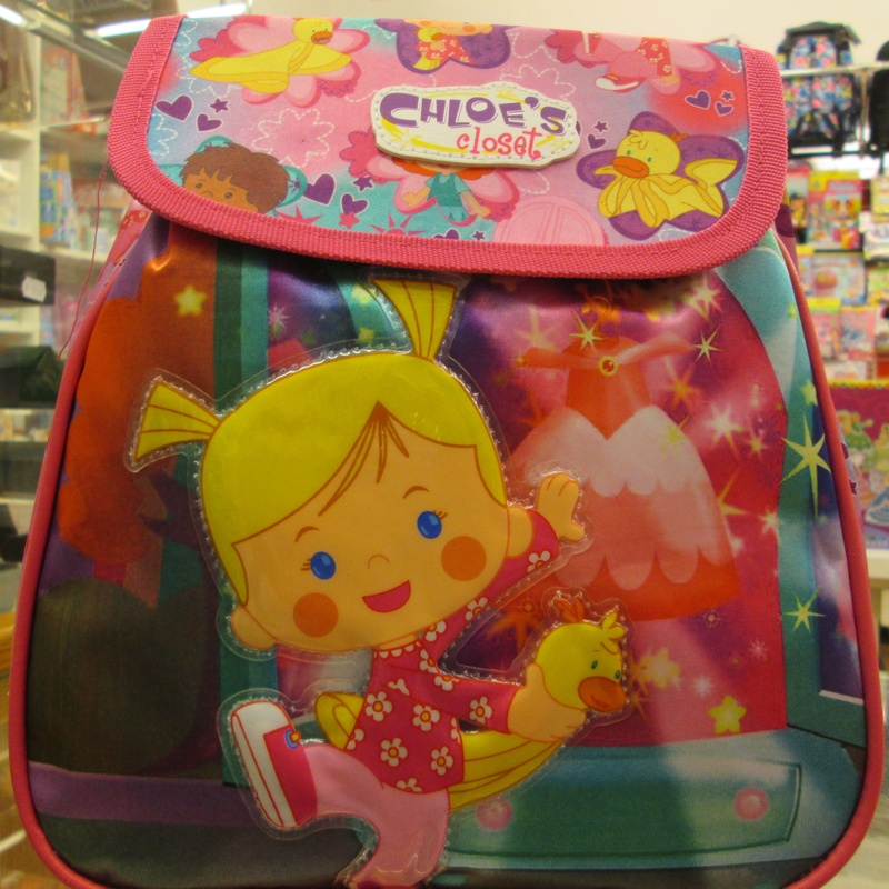 Mochila infantil CHLOES CLOSER