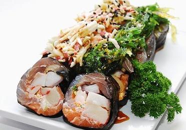 Sushi Rolls sin arroz