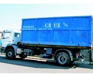 Todos los productos y servicios de Recuperación de papel y cartón: Papeles Cruz, S.A.