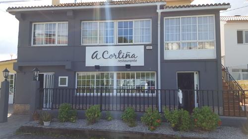 Restaurante típico en Lorbé: A Cortiña de Lorbé