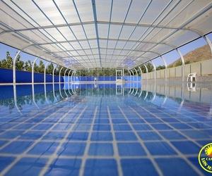 Camping con piscina cubierta en Murcia
