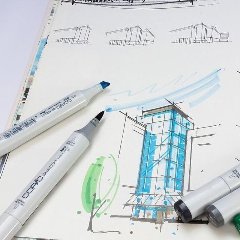 PROYECTOS DE EDIFICACIÓN: Nuestros Proyectos de Alfaro Arquitecto 3A3, S.L.