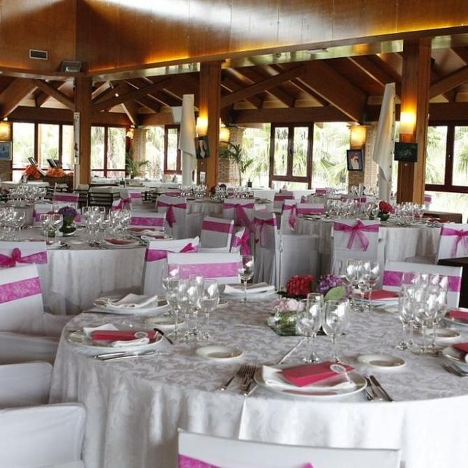 El protocolo en el banquete de bodas