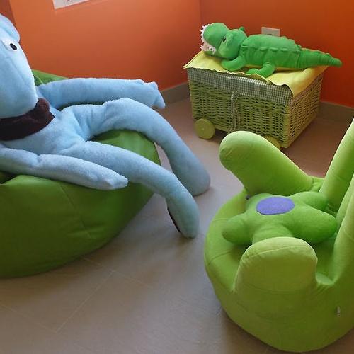Sala de Psicoterapia infantil del Centro Hope en Torrelodones