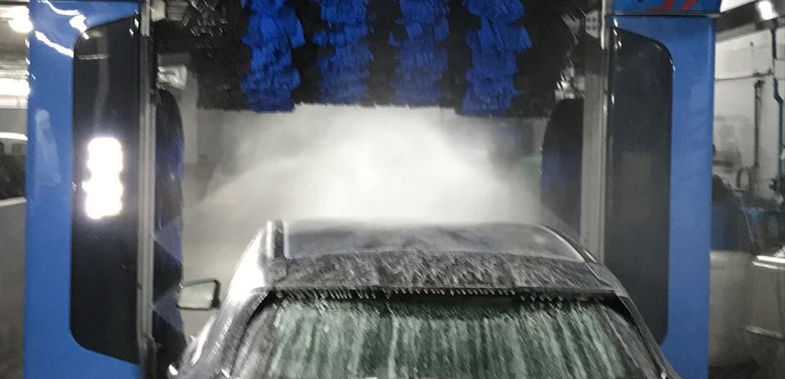 Máquina de lavado de coches en Murcia para tu empresa