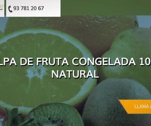Pulpa de fruta en Madrid centro | Guarapito