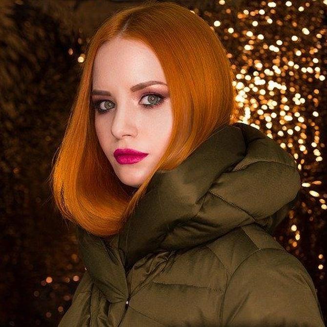 ¿Quieres estilo? Elige un corte de pelo moderno y un color fantasía