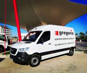 Alquiler furgoneta en Murcia