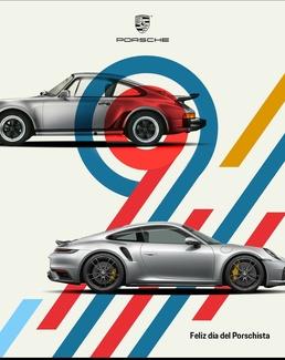 Hoy se celebra el día del Porsche 911