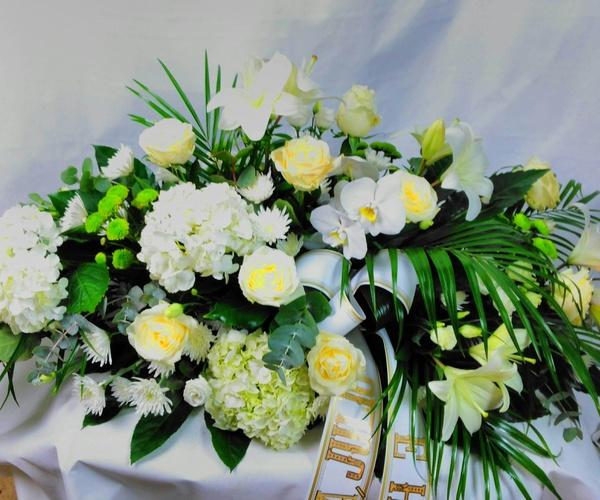 flores para tanatorios Oviedo