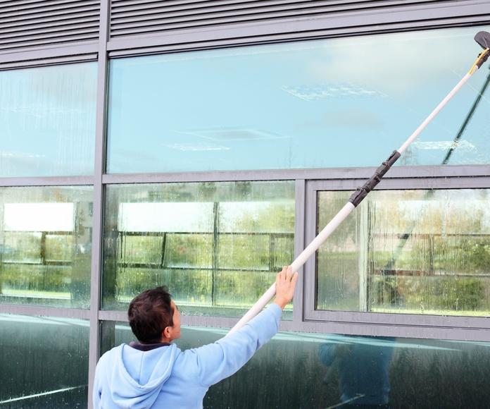 Limpieza de cristales: Servicios de Limpiezas Carmen