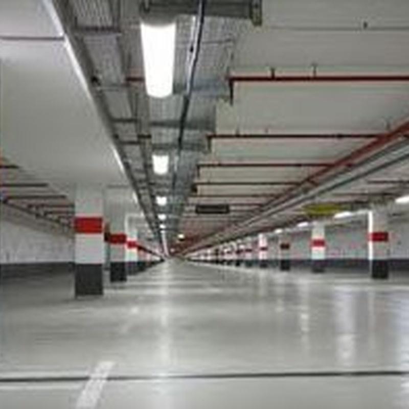 6.  Limpiezas de garaje   : Servicios  de Limpiezas Masol, S.L.