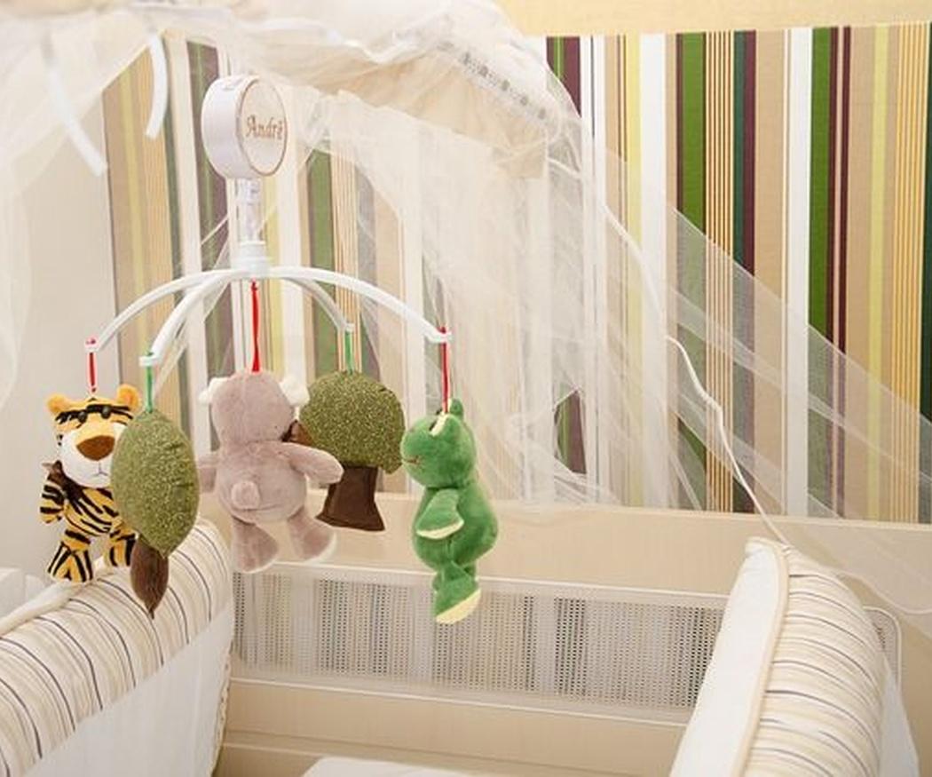 La importancia de la estimulación temprana en los bebés