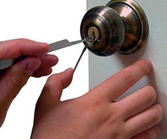 Cerraduras antibumping: Servicios de Segurclau