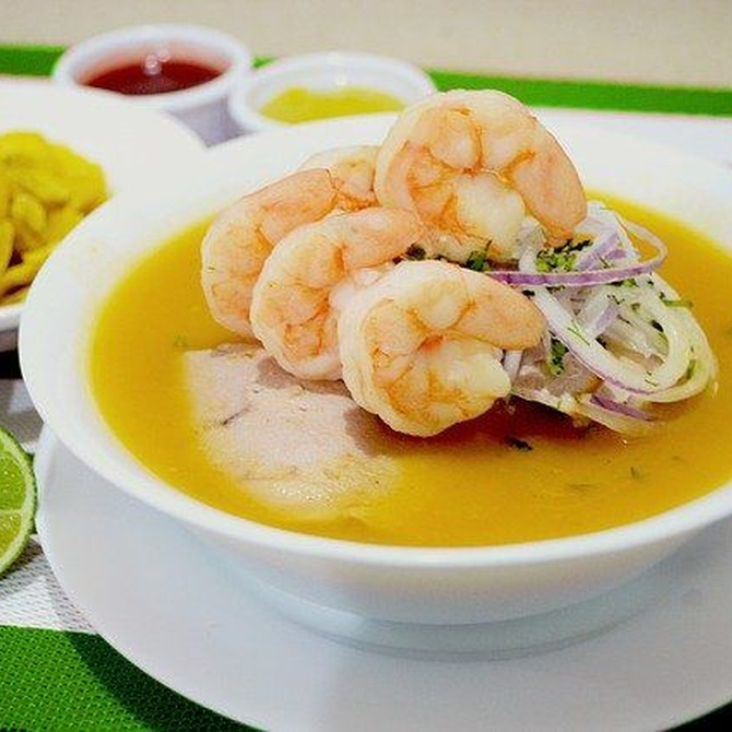 Conoce algunos platos típicos de la cocina ecuatoriana