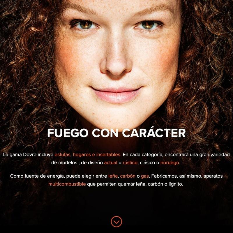DOVRE: Catálogo de Chimeneas Ferrol