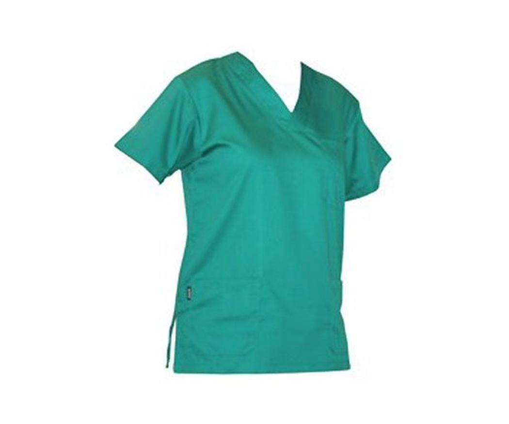 ¿Por qué los uniformes sanitarios son verdes?