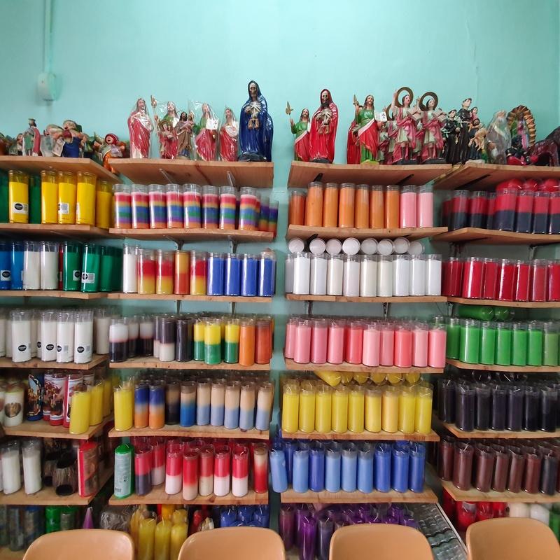 Venta de productos esotéricos: Servicios de Bazar las siete potencias