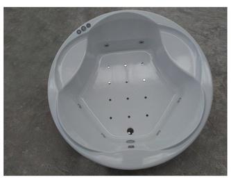 Modelo Trevi diámetro 1,55: Nuestros productos de Aqua Sistemas de Hidromasaje