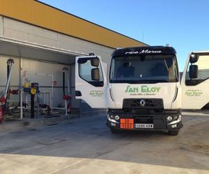 Combustibles a domicilio - Jerez