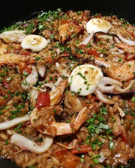 Platos principales: Menú de El Bandarra Tapería