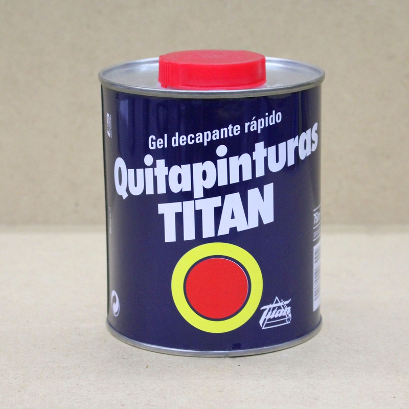 Titan gel decapante: Nuestros productos de Moquetes Terrassa