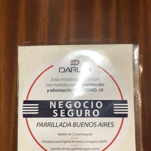 Local seguro - Parrillada Buenos Aires A Coruña