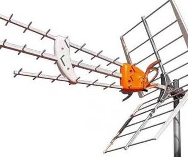 Antenas terrestres y parabólicas